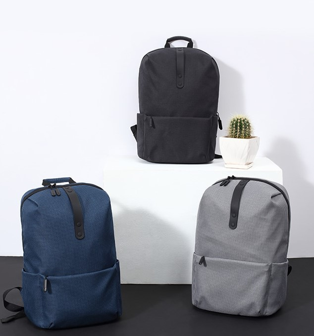 Xiaomi College Style Backpack Polyester Leisure Bag